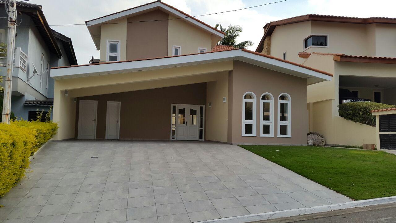 Casa residencial à venda, Residencial Onze (Alphaville), San...