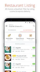 App foodpanda: Food Order Delivery APK for Kindle