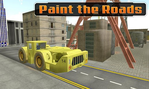 Road Builder Construction Sim- screenshot
