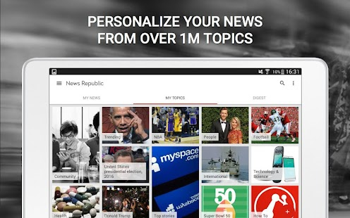 News Republic – Breaking news APK for Nokia