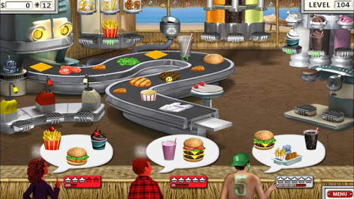 Burger Shop 2 For PC
