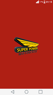 Super Power Motorcycle - screenshot