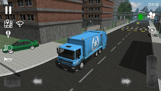 Free Trash Truck Simulator APK for Windows 8