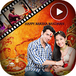 Rakshabandhan video Maker-Slidshow Maker Icon