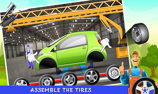 Game Car Factory – Motor World APK for Windows Phone ...