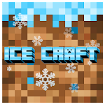 Ice craft : Winter crafting and building For PC / Windows / MAC