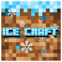 Ice craft : Winter crafting and building Für PC Windows & Mac