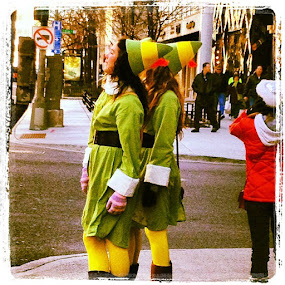 Elves! by Apoorva Bakshi - Public Holidays Halloween