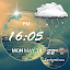 App Moto Blur style Atrix Clock APK for Windows Phone