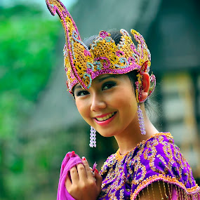 pretty girl.. by Agus Wahyudi Photoworks - People Portraits of Women