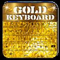 Gold Keyboard Themes APK Descargar