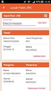 App Cek Resi Pro apk for kindle fire