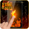 Download Fire Screen Prank APK for Android Kitkat