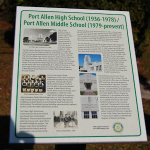 Port Allen High School (1936-1978) / Port Allen Middle School (1979-Present)