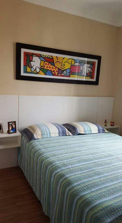 Apartamento à Venda - Vila Valparaíso