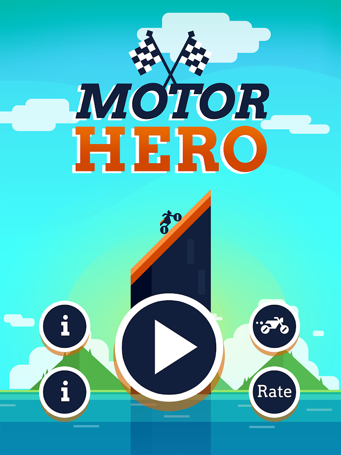 Motor Hero! - screenshot