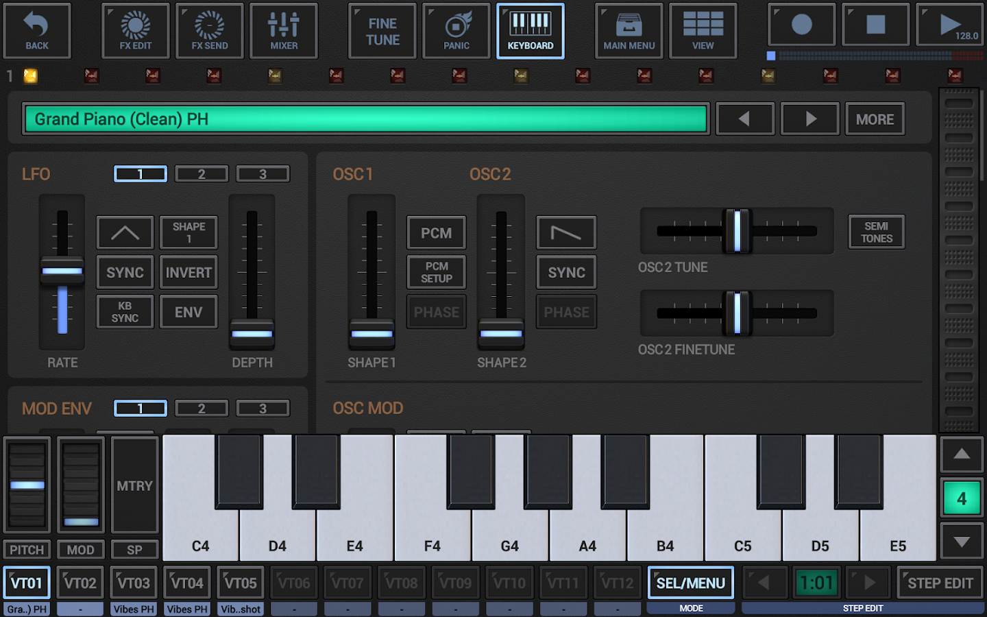 G-Stomper Studio Screenshot 11
