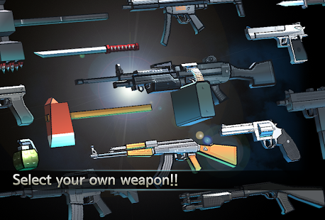 Pixel Arms Ex : Multi-Battle APK for Bluestacks