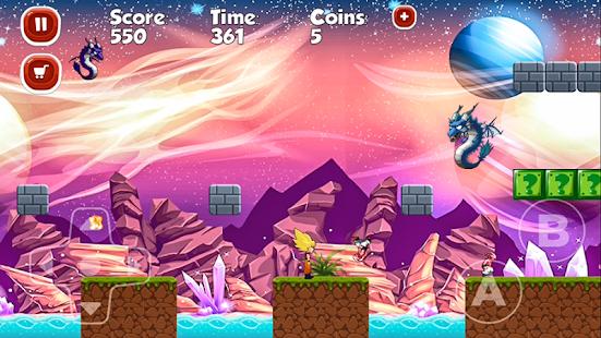 Game Super Goku : Saiyan Fight APK for Windows Phone
