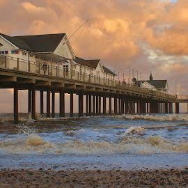 Southwold Pier by Frank Gray - Buildings & Architecture Other Exteriors