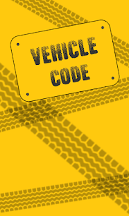 Vehicle Code Search- screenshot thumbnail