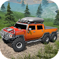 Game Offroad 6x6 Truck Driving 2017 APK for Kindle