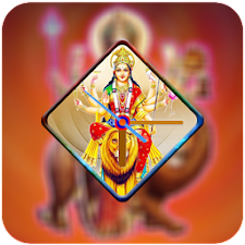 Durga Maa Clock Live WallPaper