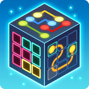 Puzzle Glow : Brain Puzzle Game Collection PC Download / Windows 7.8.10 / MAC