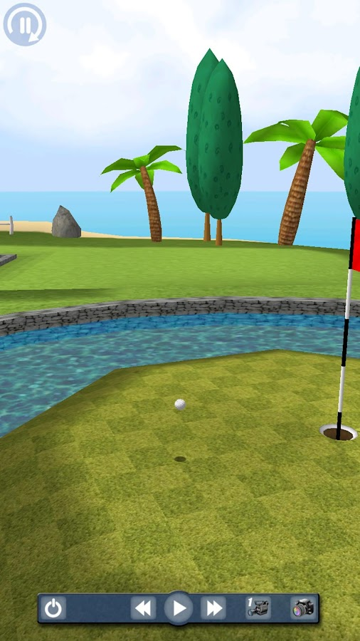 My Golf 3D Screenshot 7