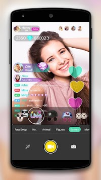 Face Camera-Snappy Photo APK screenshot thumbnail 4