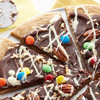 Chocolate Cookie Pizza Recipes