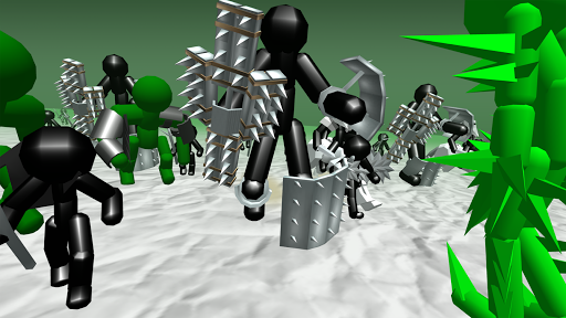 Stickman Simulator: Zombie Battle For PC