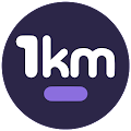 1km - Neighbors, Groups, New relationships APK for Bluestacks