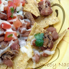 The Pioneer Womans Cowboy Nachos & Homemade Pico De Gallo