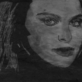 Natalie Portman by Alisa Wilkerson - Drawing All Drawing