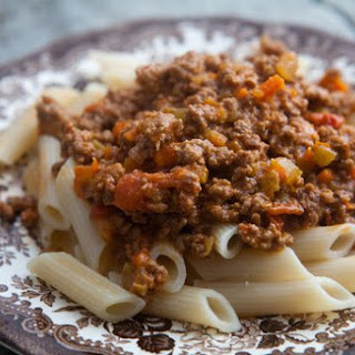 Quick Bolognese Sauce