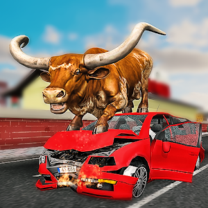 Bull Rampage Simulator For PC / Windows 7/8/10 / Mac – Free Download