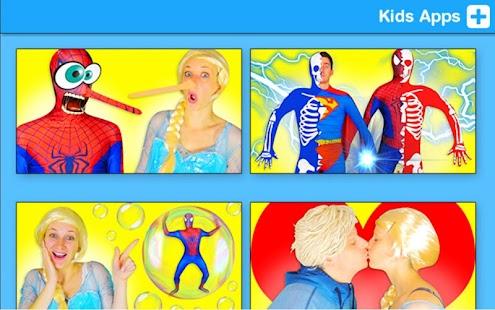 App Superhero & Princess for Kids APK for Windows Phone