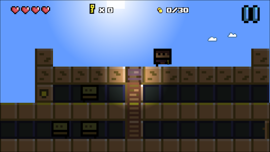 Blocky the Thief - screenshot