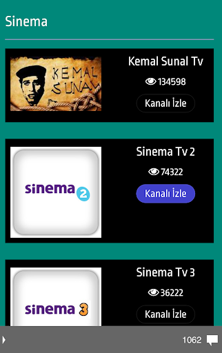 Derbi Tv HD screenshot 3