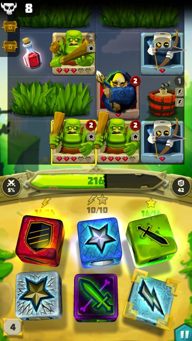 Dice Hunter: Dicemancer Quest Screenshot 5