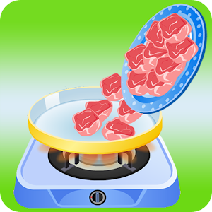 Cooking Games - Meat maker