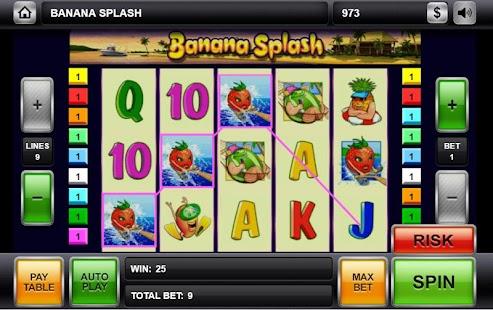 Banana slot machine