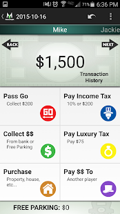 App Monopoly Money Tracker APK for Kindle