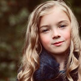 Holly. by Adam Kizielewicz - Babies & Children Child Portraits