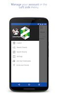 Screenshot of Fast Messenger