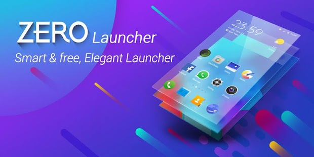 Zero Launcher-Themes,Free,Fast APK for Bluestacks