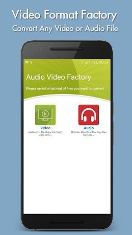 Video Format Factory Premium 3.45 APK