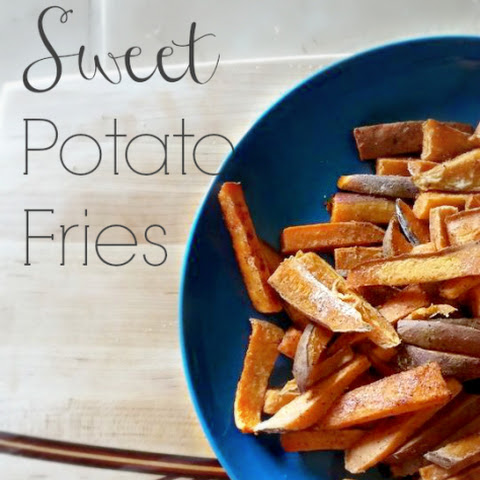 Southern Sweet Potato Fries