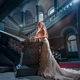 bride by Dejan Nikolic Fotograf Krusevac - Wedding Bride ( bride, krusevac, dejan nikolic, vencanje, wedding, weddingphotoinspiration, svadba, fotograf )